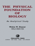 The Physical Foundation of Biology