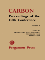 Proceedings of the Fifth Conference on Carbon