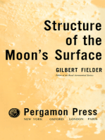 Structure of the Moon's Surface