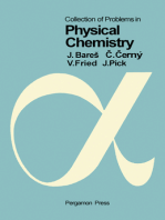 Collection of Problems in Physical Chemistry: Pergamon International Library of Science, Technology, Engineering and Social Studies