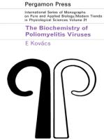 The Biochemistry of Poliomyelitis Viruses