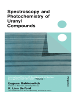 Spectroscopy and Photochemistry of Uranyl Compounds