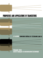 Properties and Applications of Transistors