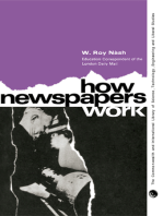 How Newspapers Work: The Commonwealth and International Library: Liberal Studies Division