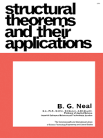 Structural Theorems and Their Applications: The Commonwealth and International Library: Structures and Solid Body Mechanics Division