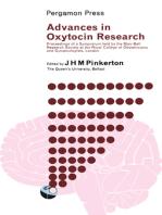 Advances in Oxytocin Research