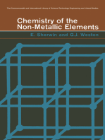 Chemistry of the Non-Metallic Elements