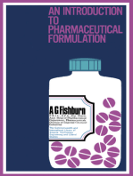 An Introduction to Pharmaceutical Formulation
