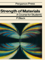 Strength of Materials: A Course for Students