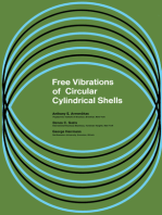 Free Vibrations of Circular Cylindrical Shells