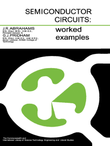 Semiconductor Circuits: Worked Examples