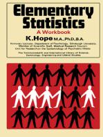 Elementary Statistics: A Workbook
