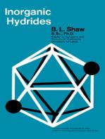 Inorganic Hydrides