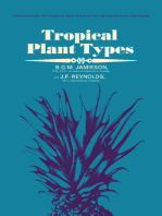 Tropical Plant Types: The Commonwealth and International Library: Biology Division