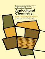 A Practical Course in Agricultural Chemistry