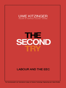 The Second Try: Labour and the EEC