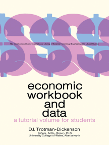 Economic Workbook and Data: A Tutorial Volume for Students