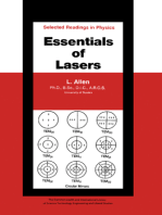 Essentials of Lasers