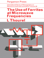 The Use of Ferrites at Microwave Frequencies