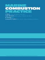 Marine Combustion Practice