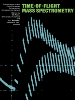 Time-Of-Flight Mass Spectrometry