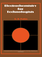 Electrochemistry for Technologists
