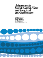 Advances in Solid–Liquid Flow in Pipes and Its Application