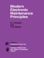 Modern Electronic Maintenance Principles