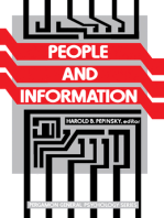 People and Information