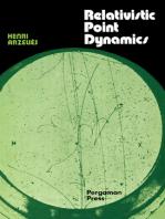 Relativistic Point Dynamics