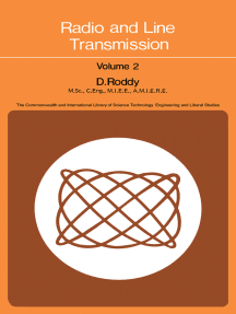 Radio and Line Transmission: The Commonwealth and International Library: Electrical Engineering Division, Volume 2