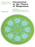 Introduction to the Theory of Magnetism
