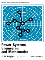Power Systems Engineering and Mathematics: International Series of Monographs in Electrical Engineering