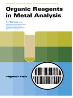 Organic Reagents in Metal Analysis
