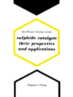 Sulphide Catalysts, Their Properties and Applications