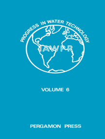Instrumentation Control and Automation for Waste-Water Treatment Systems: Progress in Water Technology