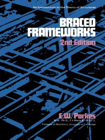 Braced Frameworks: An Introduction to the Theory of Structures
