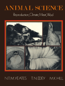 Animal Science: Reproduction, Climate, Meat, Wool