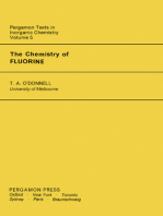 The Chemistry of Fluorine