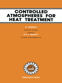 Controlled Atmospheres for Heat Treatment: The Pergamon Materials Engineering Practice Series
