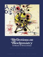 Reflections on Biochemistry