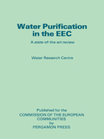 Water Purification in the EEC: A State-Of-The-Art Review