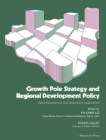 Growth Pole Strategy and Regional Development Policy