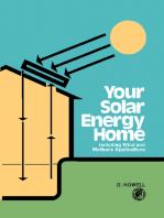 Your Solar Energy Home