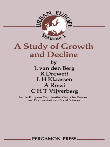A Study of Growth and Decline: Urban Europe
