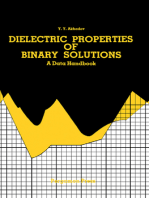 Dielectric Properties of Binary Solutions