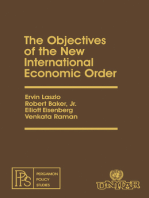 The Objectives of the New International Economic Order