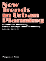 New Trends in Urban Planning