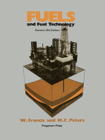 Fuels and Fuel Technology
