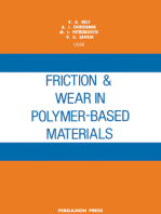 Friction and Wear in Polymer-Based Materials